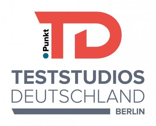 Teststudios Deutschland Logo Punkt Berlin