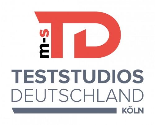 Teststudios Deutschland Logo m-s Köln