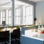 Beobachtungsraum im Herzog+Glaser Teststudio Leipzig