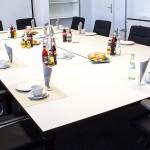 Gruppendiskussionsraum im Teststudio Berlin