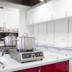 Küche im m-s Teststudio Essen