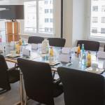 Gruppendiskussionsraum in Frankfurt