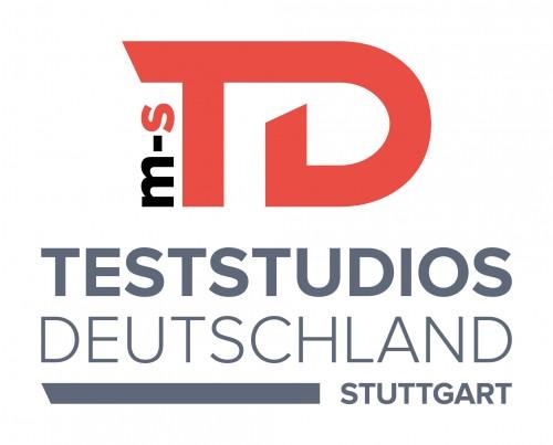 Teststudios Deutschland Logo m-s Stuttgart