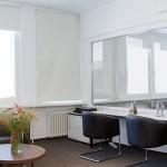 Loungebereich im Teststudio Berlin