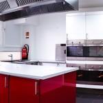 Testküche im m-s Studio Essen