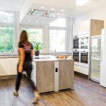 Küchenbereich ms-Teststudio Hamburg